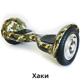 """ГИРОСКУТЕР SMART BALANCE 10"""" APP OFFROAD SUV"""